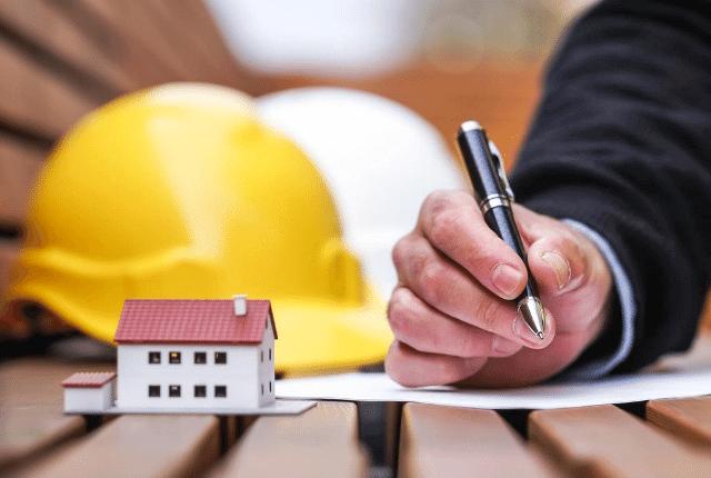 חתימת חוזה בתחום הבנייה