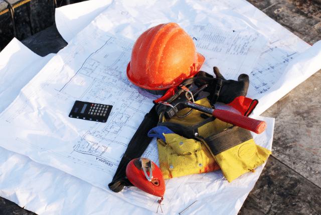כלי עבודה לבנייה